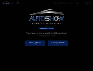 autoshow.ca screenshot