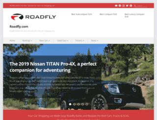 autoshow.roadfly.com screenshot