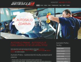 autoskla-jr.cz screenshot