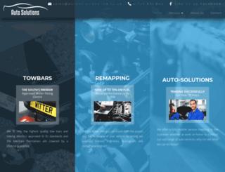 autosolutions-ltd.co.uk screenshot
