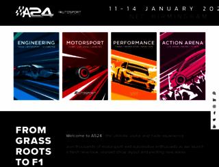 autosportinternational.com screenshot