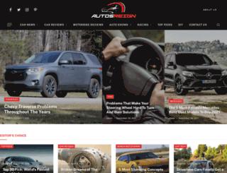 autosreign.com screenshot