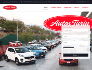 autosroma.mx screenshot