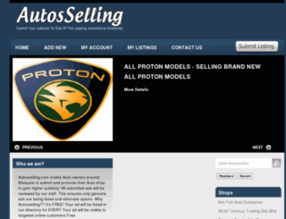 autosselling.com screenshot