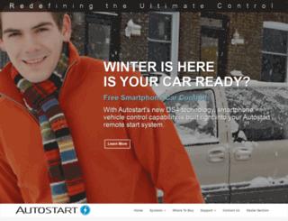 autostart.ca screenshot