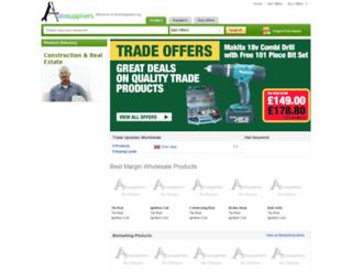 autosuppliers.org screenshot