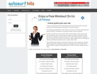 autosurfhitz.com screenshot