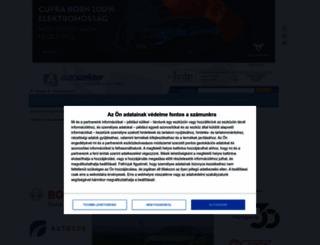autoszektor.hu screenshot
