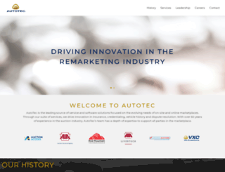 autotec.com screenshot