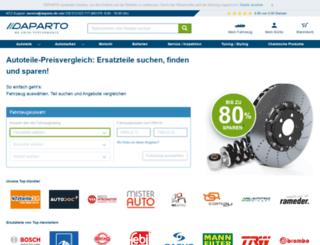 autoteile-blog.daparto.de screenshot