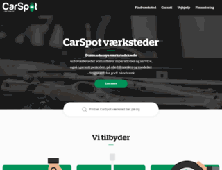 autoteknik.dk screenshot