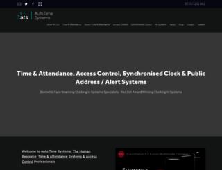autotimesystems.co.uk screenshot
