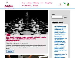 autotoys.info screenshot