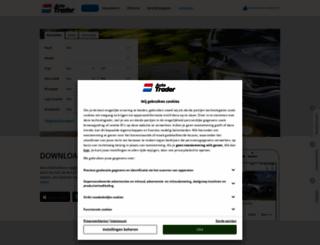 autotrader.nl screenshot