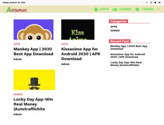 autotraffichits.com screenshot