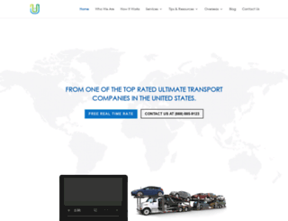 autotransport123.com screenshot