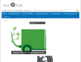 autotua.net screenshot