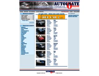 autousateonline.com screenshot