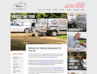 autovaletdirect.co.uk screenshot