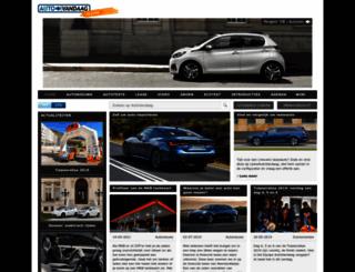 autovandaag.nl screenshot