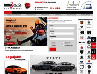 autovaros.hu screenshot