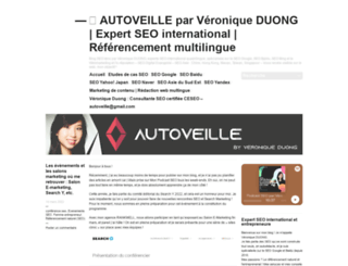 autoveille.info screenshot