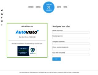 autovista.com screenshot