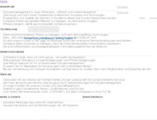 autowallstein.netcar24.com screenshot