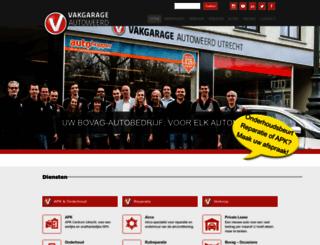 autoweerd.nl screenshot
