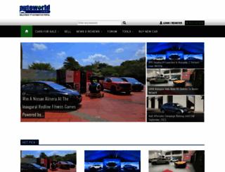 autoworld.com.my screenshot