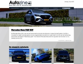 autozine.nl screenshot