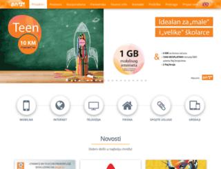 autozona.com.ba screenshot