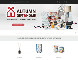 autumngiftfair.com screenshot