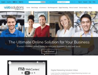 auwebcenters.com screenshot