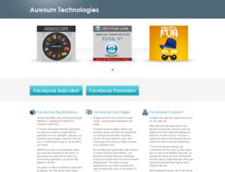 auwsum.com screenshot