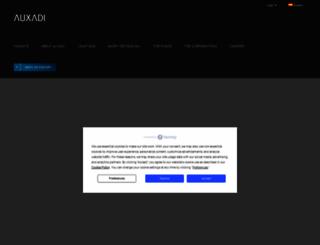 auxadi.com screenshot