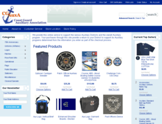 auxiliarycenter.mybigcommerce.com screenshot