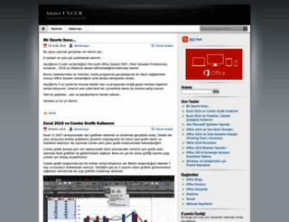 auygur.wordpress.com screenshot