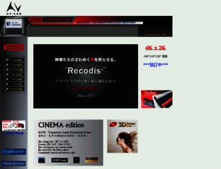av-lab.com screenshot