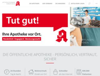 av-nr.de screenshot