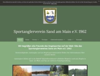 av-sand.de screenshot