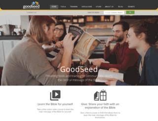 av.goodseed.com screenshot