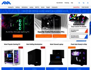 avadirect.com screenshot