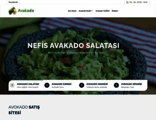 avakado.net screenshot