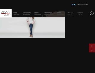 avaknits.com screenshot