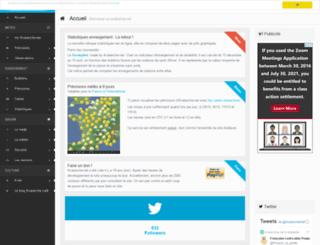 avalanche-net.com screenshot