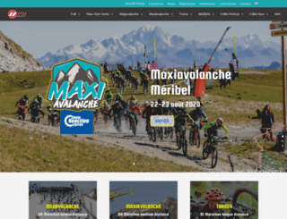 avalanchecup.com screenshot