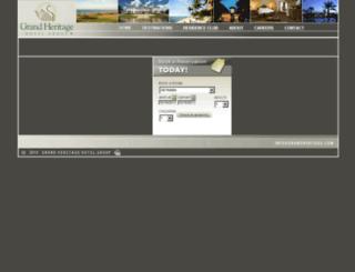 avalonhotelandspa.com screenshot