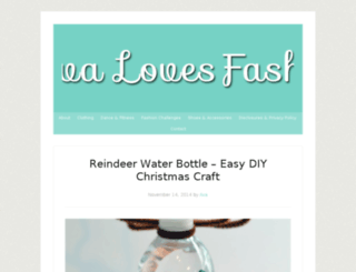 avalovesfashion.com screenshot