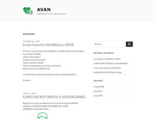 avan.es screenshot